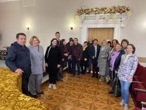 Выездной семинар руководителей учреждений культуры Одинцовского округа